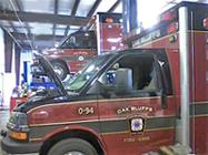 ambulance truck service repairs